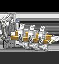 NFG 500V O.L. Negativ Erdungsschalter