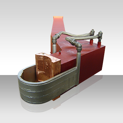 Tragarsysteme und Ofenbaukomponenten von HOMA Hochstromtechnik