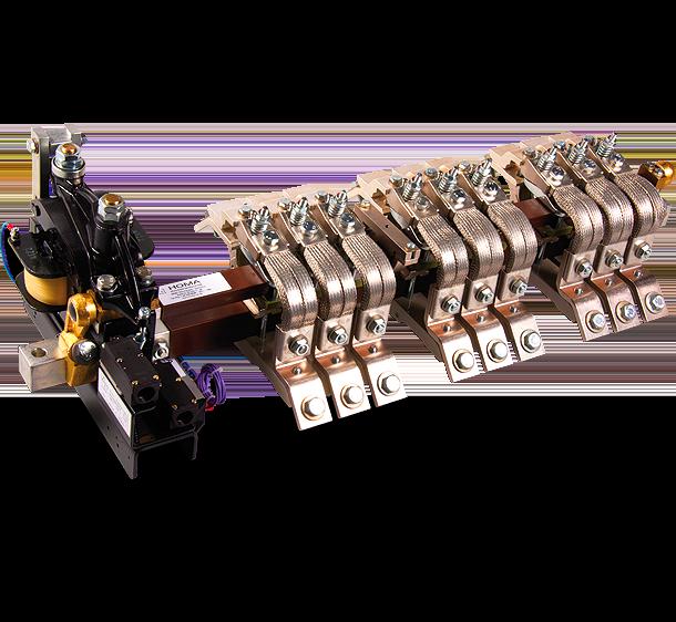 AC-Schaltgeräte für Stahlwerke